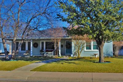 Single Family Home For Sale: 2219 Fannin S St