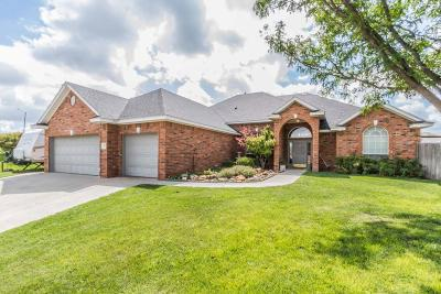 Amarillo Single Family Home For Sale: 2103 Foothill Dr