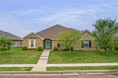 Randall County Single Family Home For Sale: 8005 Lacona Drive