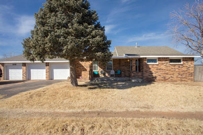 Fritch Single Family Home For Sale: 300 Michigan W St