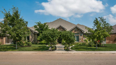 Randall County Single Family Home For Sale: 7907 Patriot Dr