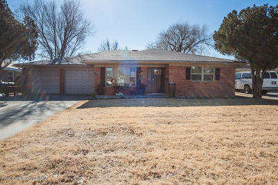 Potter County, Randall County Single Family Home For Sale: 5703 Emil Ave