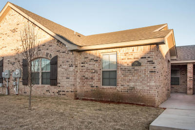Randall County Condo/Townhouse For Sale: 6311 Mayer Ct