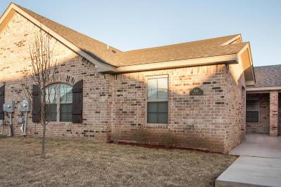 Amarillo Condo/Townhouse For Sale: 6311 Mayer Ct