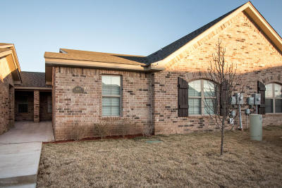 Randall County Condo/Townhouse For Sale: 6313 Mayer Ct