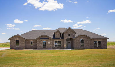 Amarillo Single Family Home For Sale: 18001 19th St