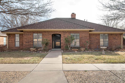 Randall County Single Family Home For Sale: 7611 Poppin Ln