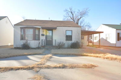 Potter County Single Family Home For Sale: 1407 11th Ave
