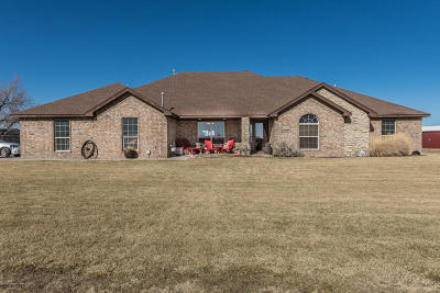 Bushland Single Family Home For Sale: 20170 Clear Sky Trl