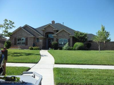 Randall County Single Family Home For Sale: 7700 Garden Way Dr