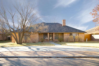 Randall County Single Family Home For Sale: 6303 Ridgewood Dr