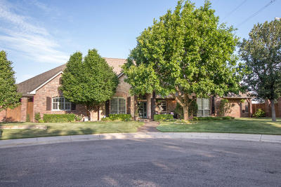 Randall County Single Family Home For Sale: 4500 Greenwich Pl