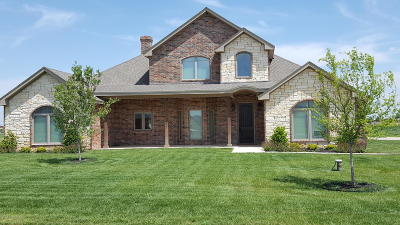 Single Family Home For Sale: 8720 Paintbrush Dr