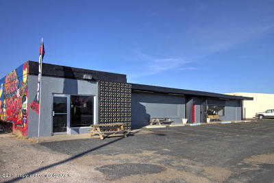 Amarillo Commercial For Sale: 2710 10th SW Ave