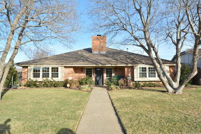 Randall County Single Family Home For Sale: 6301 Hinsdale Dr