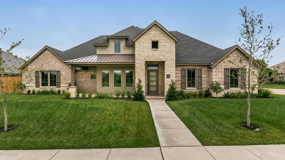Randall County Single Family Home For Sale: 7800 Goldenview Cir