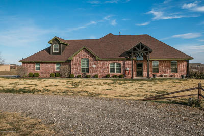 Canyon Single Family Home For Sale: 16451 Hope Rd