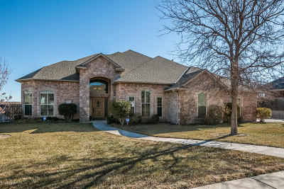 Amarillo Single Family Home For Sale: 3104 Sweetgum Ln