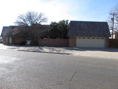 Potter County, Randall County Single Family Home For Sale: 6200 Belpree Rd