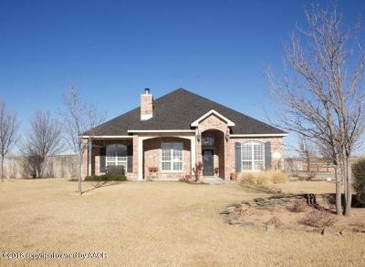 Canyon Single Family Home For Sale: 20501 Hunters Run