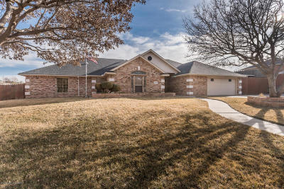 Amarillo Single Family Home For Sale: 6313 Sunlake Dr