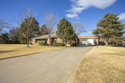 Canyon Single Family Home For Sale: 2407 8th Ave