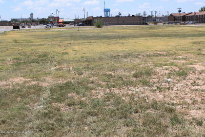 Amarillo Residential Lots & Land For Sale: Martin Rd