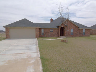 Canyon Single Family Home For Sale: 8001 Weatherly