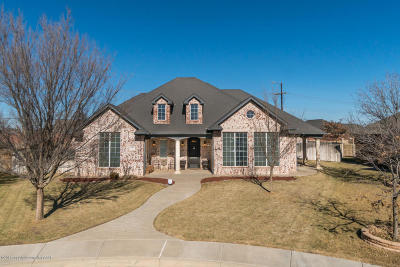 Potter County, Randall County Single Family Home For Sale: 6001 Landon Dr