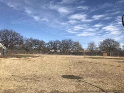 Amarillo Residential Lots & Land For Sale: 7300 Deann Circle