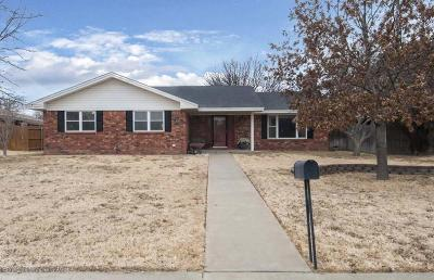 Canyon Single Family Home For Sale: 2933 Mable Dr