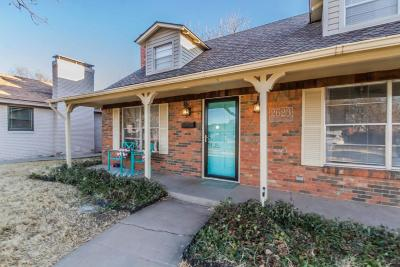 Amarillo Single Family Home For Sale: 2623 Mockingbird Ln