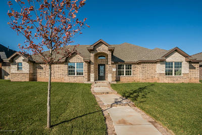 Potter County, Randall County Single Family Home For Sale: 8202 Shadywood Dr