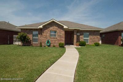 Amarillo Single Family Home For Sale: 5710 Southlawn Cir