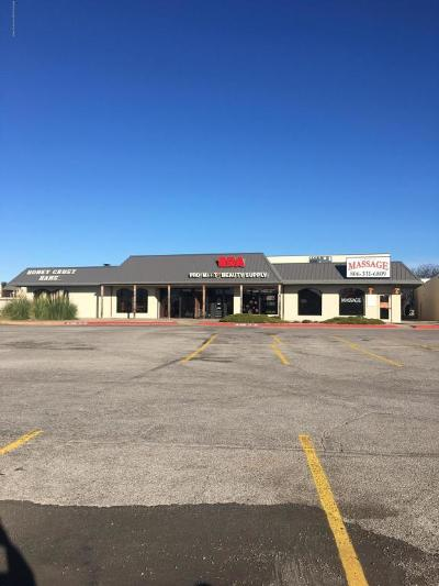 Potter County Commercial For Sale: 2600 Paramount Blvd