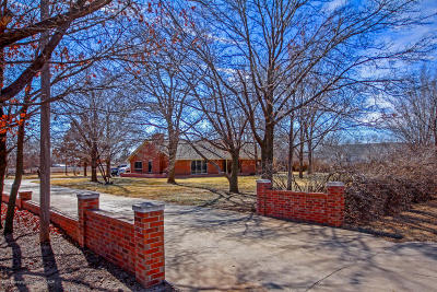 Amarillo Single Family Home For Sale: 5021 Arden Rd