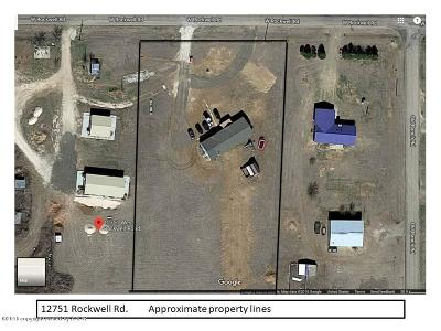 Canyon Residential Lots & Land For Sale: 21751 Rockwell W Rd