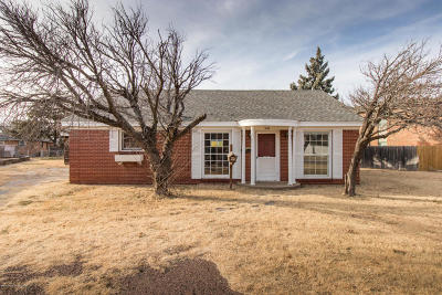Amarillo Single Family Home For Sale: 906 Avondale St