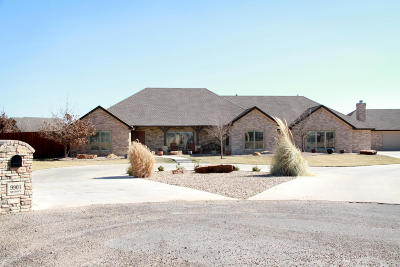 Amarillo Single Family Home For Sale: 9901 Missy Dr