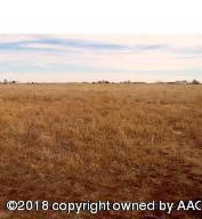Amarillo Residential Lots & Land For Sale: 12100 Ute