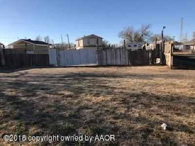 Amarillo Residential Lots & Land For Sale: 2621 Ridgemere Blvd