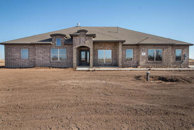 Amarillo Single Family Home For Sale: 2151 Ginger