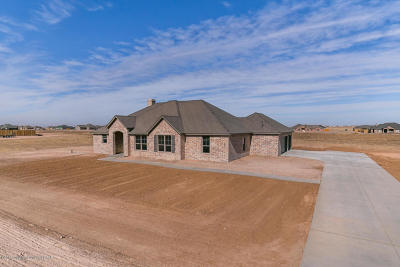 Amarillo Single Family Home For Sale: 9450 Yesterday Ln