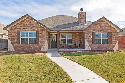 Amarillo Single Family Home For Sale: 9411 Orry Ave