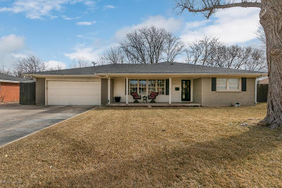 Amarillo Single Family Home For Sale: 3713 Lewis Ln