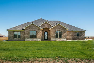 Amarillo Single Family Home For Sale: 2401 Ginger Dr