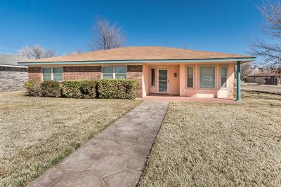 Amarillo Single Family Home For Sale: 6013 Princeton St