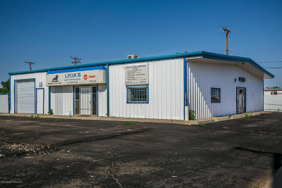 Potter County Commercial For Sale: 900 & 904 Adams S St