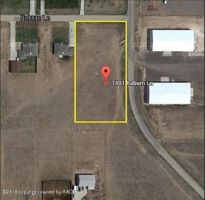 Canyon Residential Lots & Land For Sale: 7401 Raburn Ln
