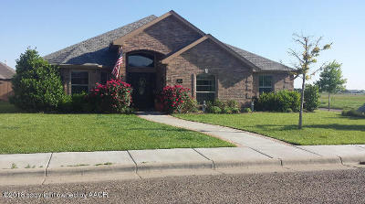 Amarillo Single Family Home For Sale: 7415 Cason Dr
